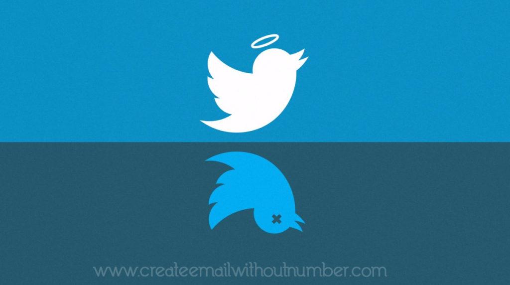 انشاء حساب تويتر وهمي كامل بدون رقم هاتف وبدون إيميل 2021 1
