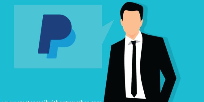 كيفية إنشاء حساب بايبال وتفعيله 2021 1