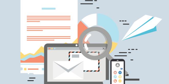 البريد الإلكتروني ! 8 استراتيجيات لنجاح حملتك للتسويق عبر البريد الإلكتروني. 1