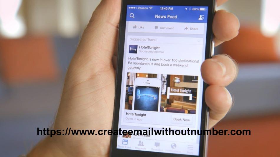 عمل حساب فيس بوك بدون رقم هاتف عن طريق الموبايل
